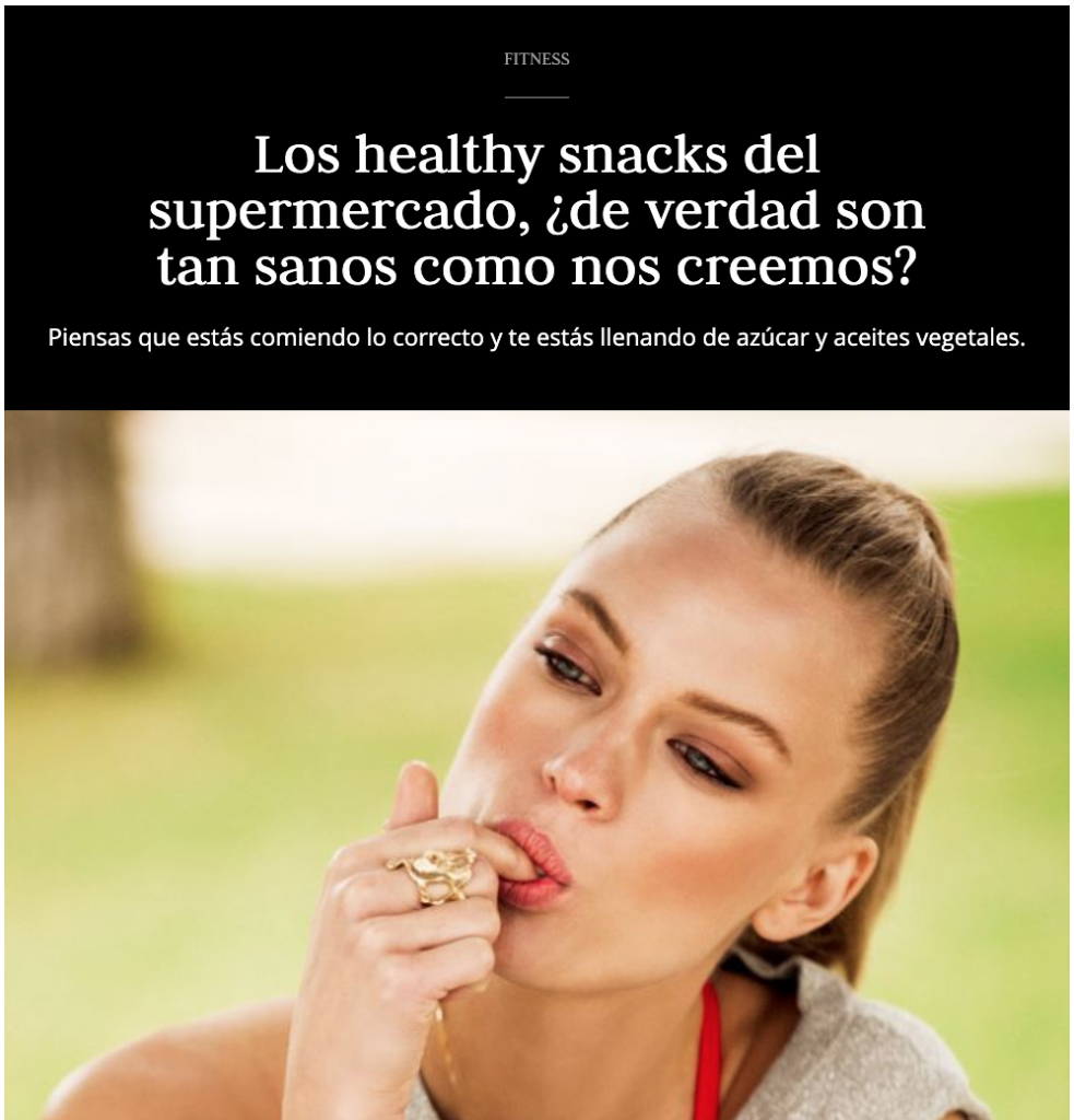 Telva (healthy snacks)