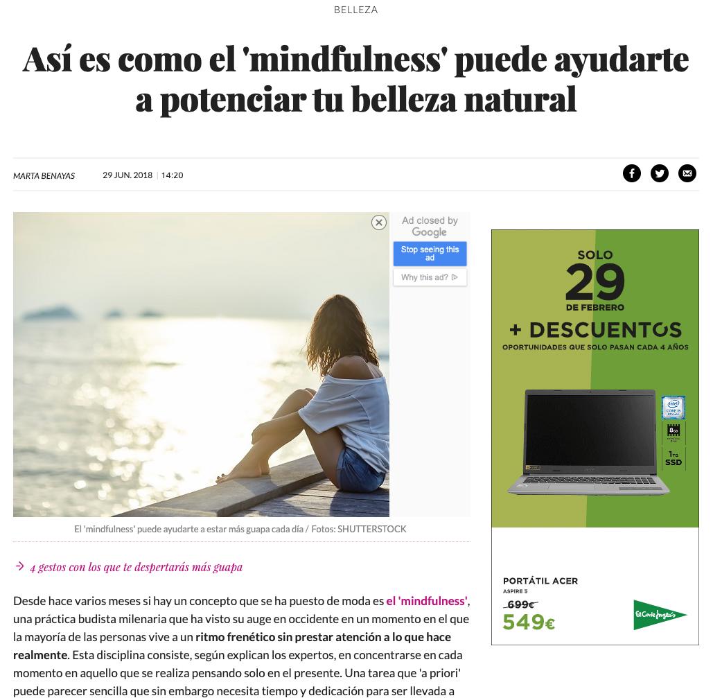 El mundo (mindfulness)