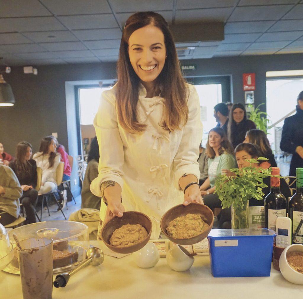 Nutrición y rendimiento en el programa de bienestar empresarial para Nota Bene