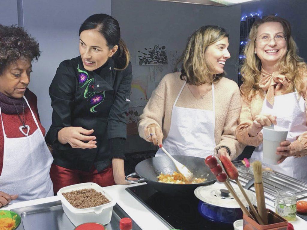 Taller cocina energética Navidad Treasure Hunters