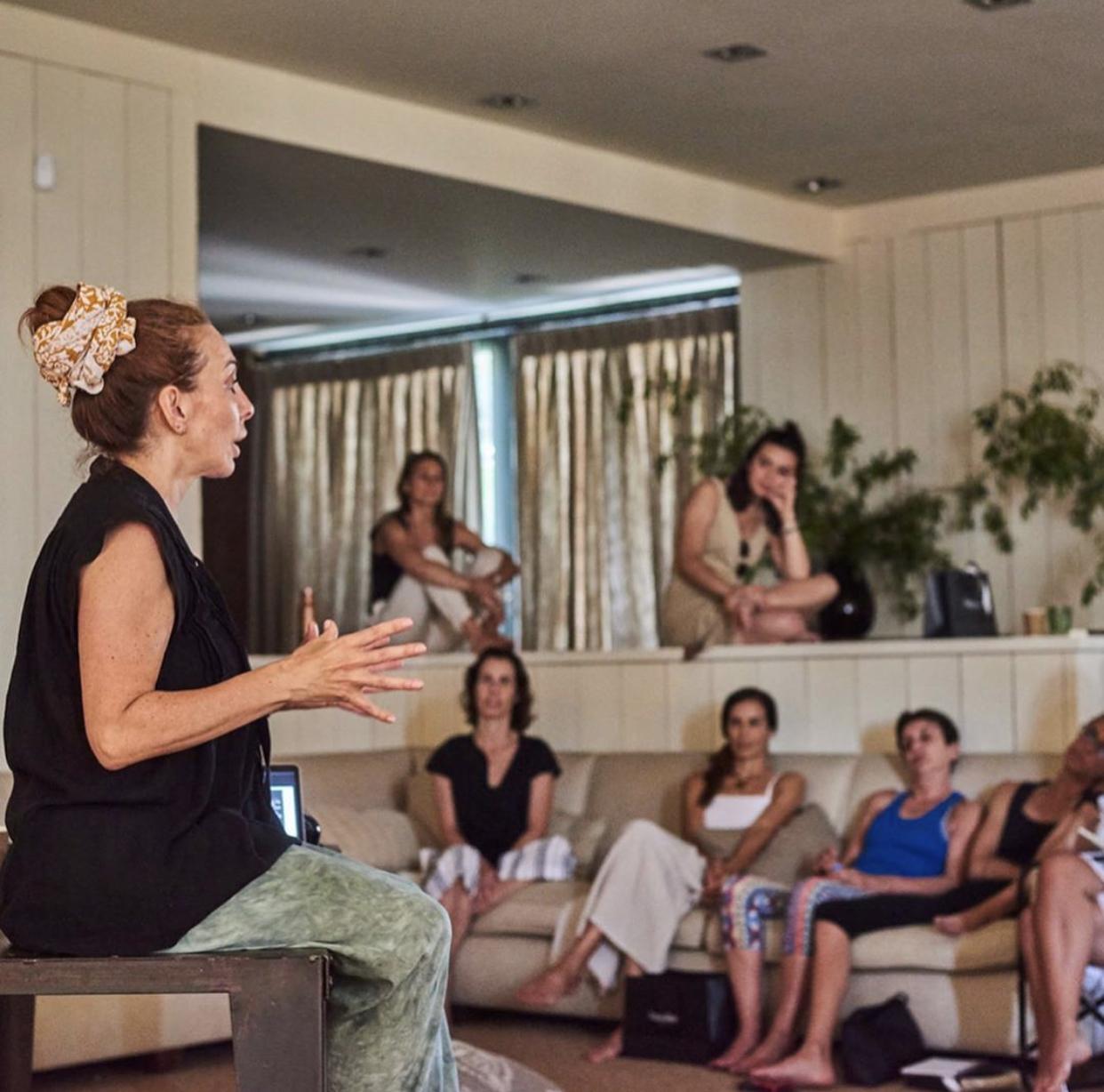 Retiro Zuy Urban Yoga
